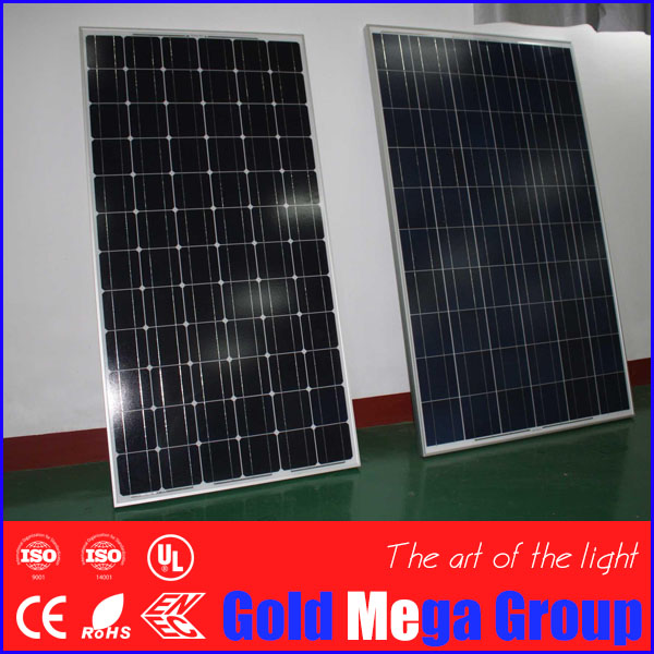 50kw / 100kw / 1mw high power solar power station solar power plant for desert factory
