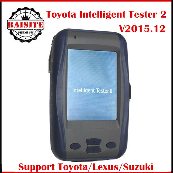 Good feedback auto car diagnostic scanner Toyota Denso IT2 Intelligent Diagnostic Tester 2 tester-2 with Oscilloscope in stock