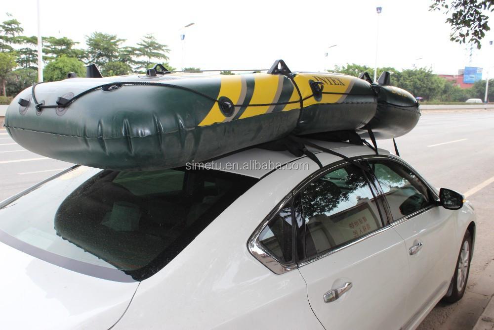 Racks de voiture surf accessoires planche de surf douce for Porte kayak voiture