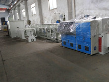 waste Plastic pp pe pvc Extruder Machinery