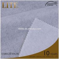 Needle punched synthetic nonwoven wool felt made in china