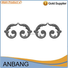 Ornament Window Iron, ornamental Iron stamping Pieces 2357