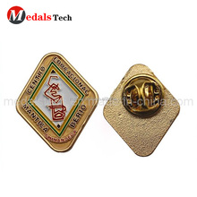 Factory customization cheap metal bulk military lapel pins