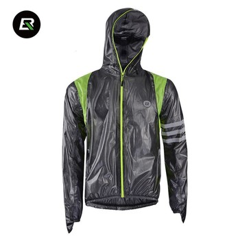 ROCKBROS 2017 New Bike Bicycle Clothes Cycling Jersey Multif Function Jacket Waterproof Windproof TPU Raincoat