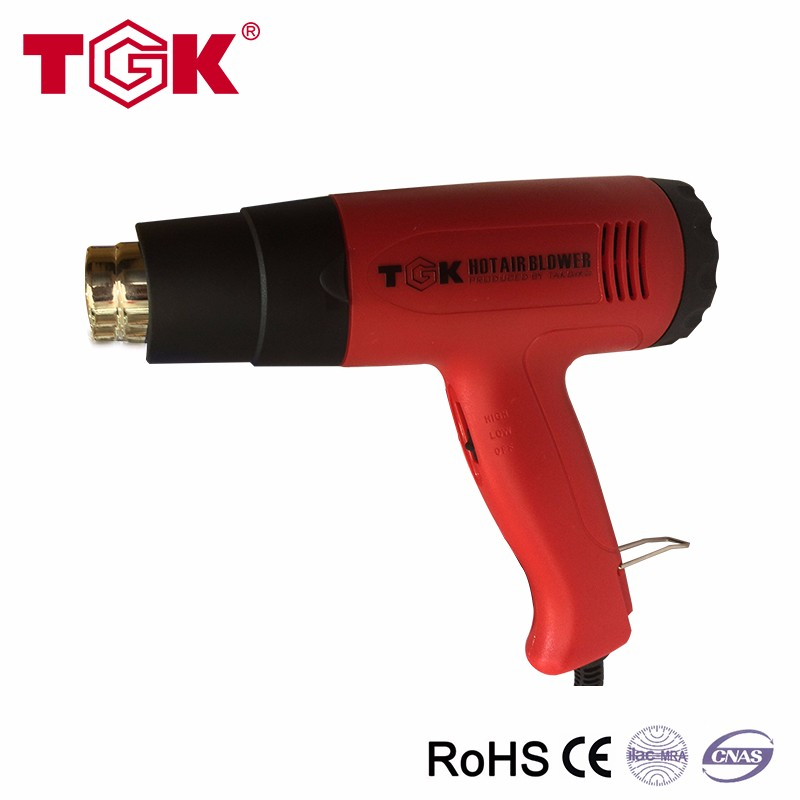 Good-looking intelligence hot air gun for welding repair
