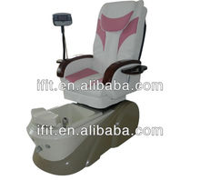 Electric pedicure chair with pipe-less jet and led light AK-2025