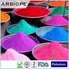 Industrial plastic products coloring pigment acrylic polymer powder