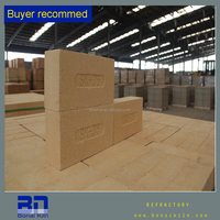 Wholesale brick refractory clay fire bricks prices