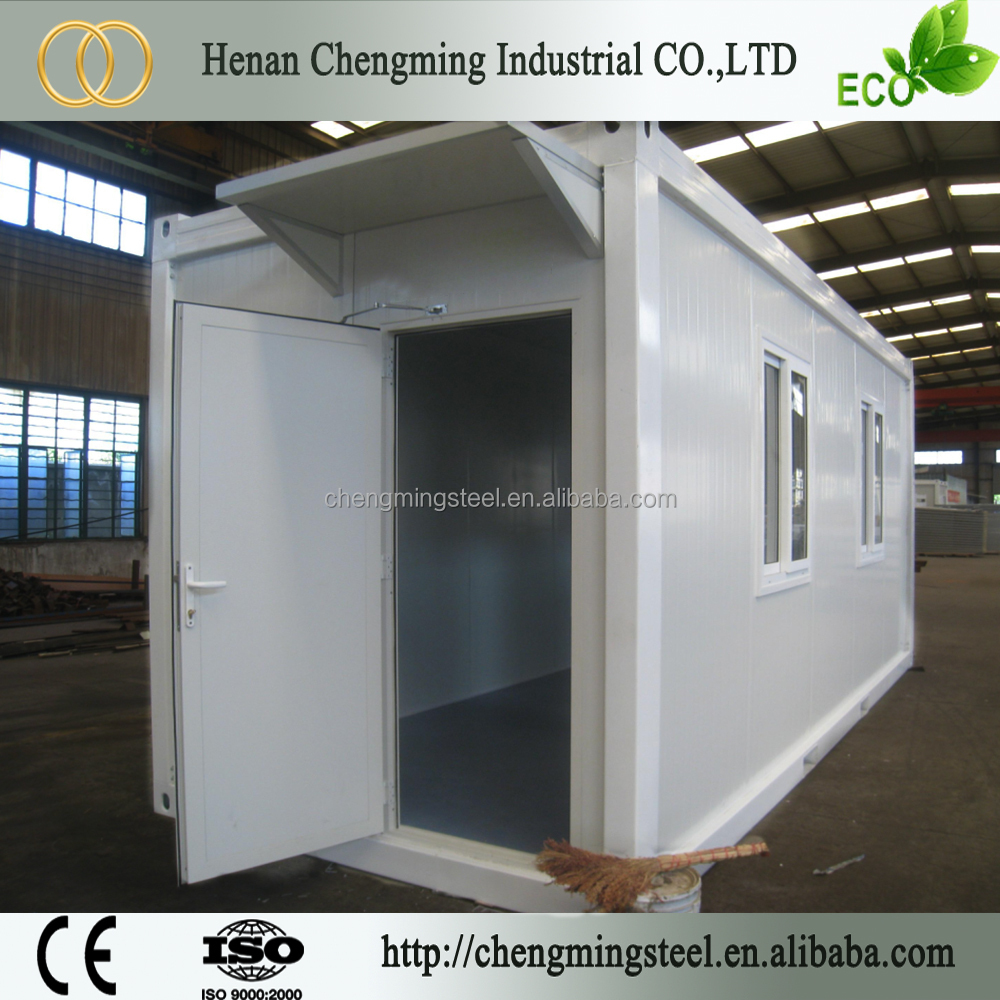 Solid Economical Prefabricated Mobile Decorative Wall Board Mobile Home