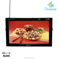 Attenna and Large Battery 9 Inch DVB-T2 Portable Digital TV from Shenzhen Greatpeak