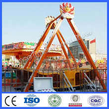 Outdoor playground carnival ride small pirate ship for sale