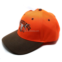 Fashion Snapback Baseball Cap Gorras buckle simple embroidery design embroidered cap ,China cap factory