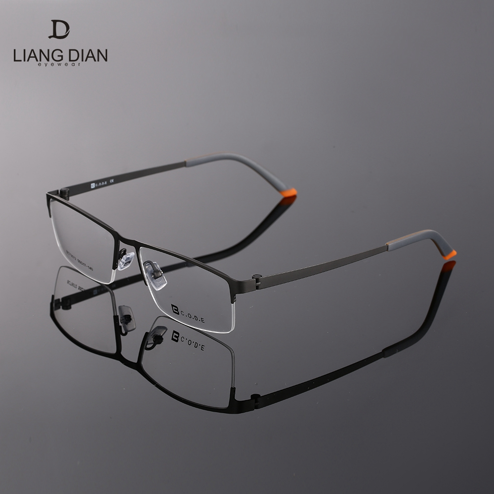 Unisex cross optical reading glasses frames display stands