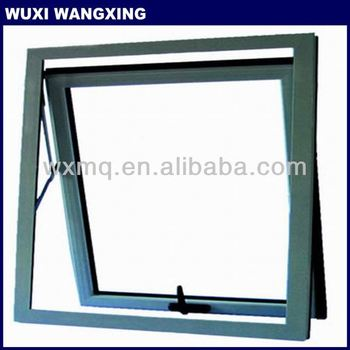aluminum awing window
