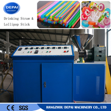 Automatic Plastic Drinking Straw Making Machine