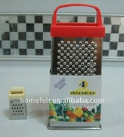 High quality hot selling 4 sides stainless steel tower grater
