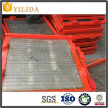 Flat Sieving SS304 Wedge Wire Mesh
