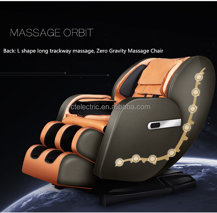 VCT-Y139 digital meridian therapy full body massager,massage chair