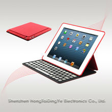 New portable 360 rotation Bluetooth keyboards for ipad 2/3/4