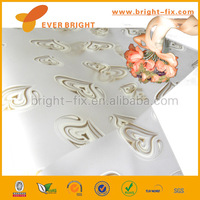 fashion design gift wrapping plastic PP glitter film