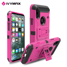 IVYMAX Best selling professional phone cases pink for iphone x 2017 mobile case buy outdoor