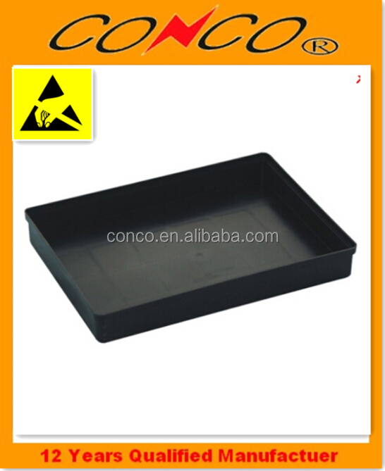 ESD tray antistatic tray electronic component tray