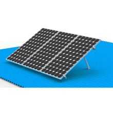 high quality metal roof aluminum adjustable solar panel array frame