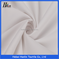 5mm Grid 20% Cotton & 78% Polyester & 2% Conductive Fiber ESD TC Clothing Fabric For Cleanroom Garment