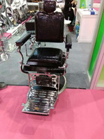 2016 Luxury Antique Barber Chair For Salon Furniture