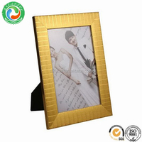 High quality new products wood antique silver mirror frame