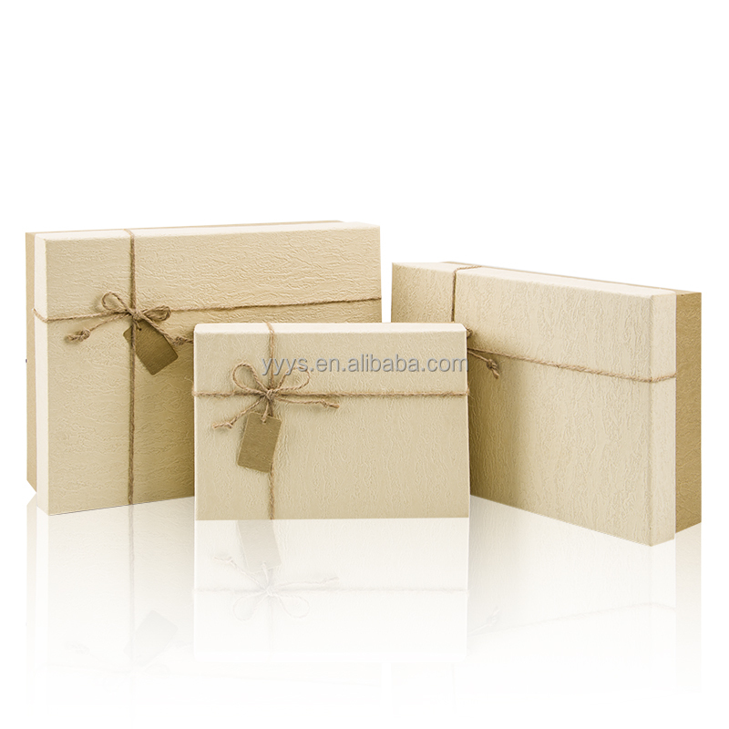 alibaba china packaging manufacturer cheap letter shaped gift boxes