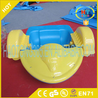 Amusement Park Kids & Adults Aqua Hand Paddle Boat, dolphin paddel boats for kids and adult