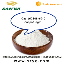Antifungal drug Caspofungin, High purity cas 162808-62-0 Caspofungin