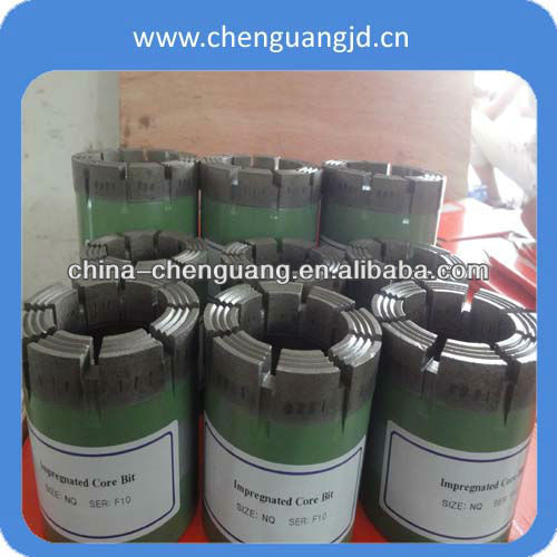 geological drilling bit/geological diamond core drill bits