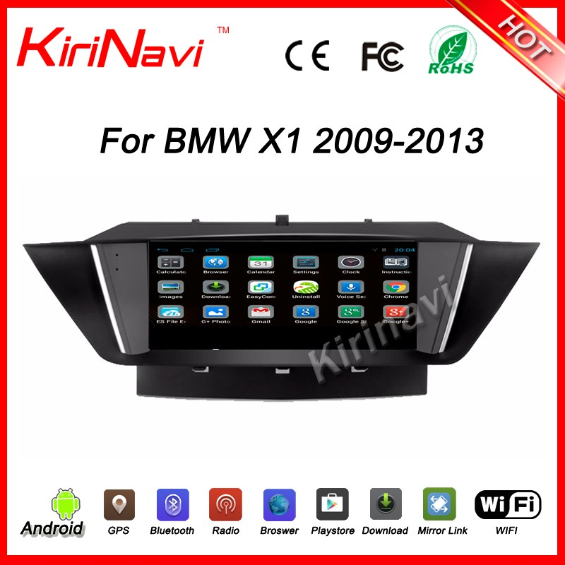 Kirinavi WC-BW9001 android car multimedia for bmw x1 e84 navigation 2009 - 2013 car dvd player car radio stereo wifi & 3G