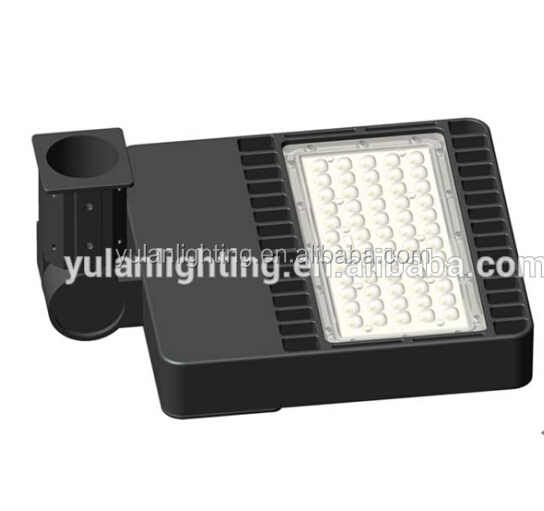 YULAN 90W 120W 150W 180W 200W 240W 300W parking lot easy install integrated led street lighting