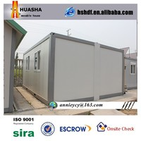 Combined 20ft Container Office