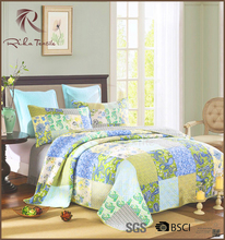 Classic home textile thin bedspread, good quilted bedspread
