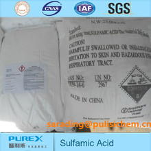 high quality 25kg bag 99.5% sulfamic acid for industrial use only