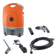 portable pressure cleaning tool for gardening, 12v electric water pump sprayer