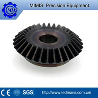 China High Quality Heat Treatment Straight 42 CrMo Spiral Bevel Gear