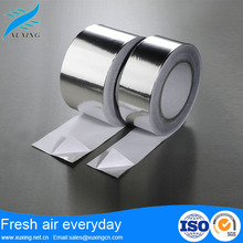 2014 waterproof self adhesive aluminum foil tape heat resistant aluminum foil tape price