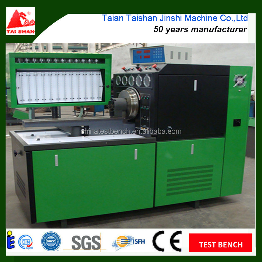 The Lowest price Bosch EPS 619 Diesel Fuel Injection Pump Test Bench from China