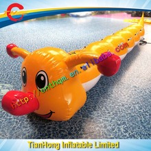 inflatable Caterpillar jumper/high quality inflatable Caterpillar