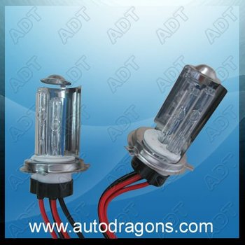 Dual Beam HID xenon Bulbs H4-4