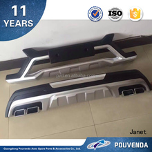 Car Accessories Front & Rear Bumper For hyundai Tucson 15+ From Pouvenda