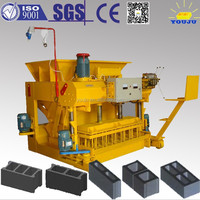 Hot sale ! DMYF-6A cheap coal ash egg laying brick making machinery packaging made in china