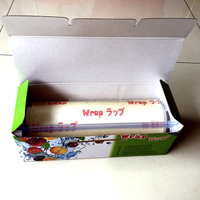 house and hotel use plastic good stretching food wrap/stretch film