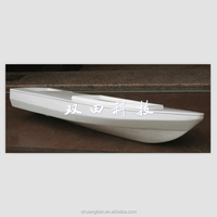 Plastic Boat Model Blister