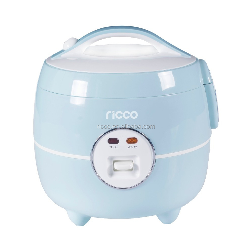 Tiffany blue mini rice cooker 400W 1L